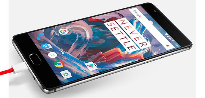 OnePlus 3 OxygenOS 3.5.6 Güvenlik Yaması İndir