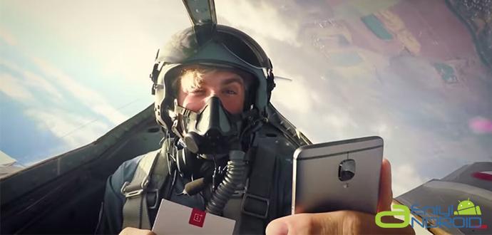 OnePlus 3T Jet İle Tanıtımı