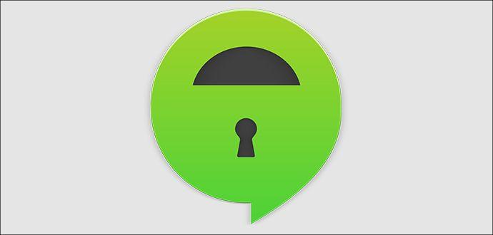 Open Whisper Systems Şifreli Görüşme uygulaması