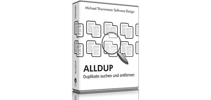 PCdeki Çift Dosyalar Kaldırma Programı AllDup