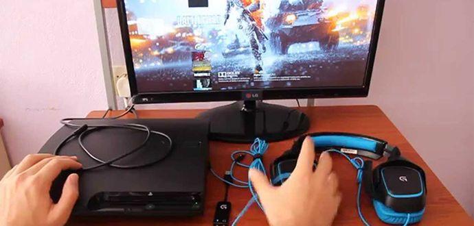 PlayStation3 de HD ses ayarı Nasıl Yapılır