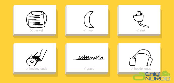 Quick Draw, Google Yapay Zeka Hızlı Çizim Oyunu