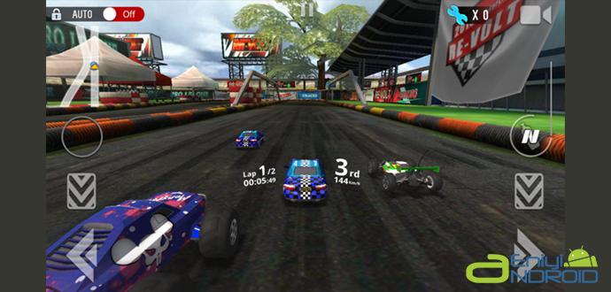 Re-Volt3 Araba Yarış Oyunu İndir