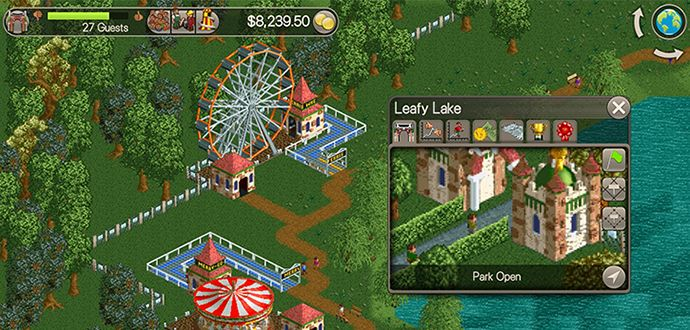 Roller Coaster Tycoon Classic Google Play Android İndir