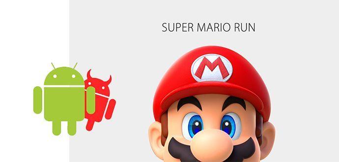 Sahte Super Mario Run Andoridde Virüs Saçıyor