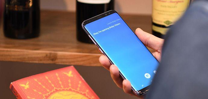 Samsung Dijital Asistan yapay Zeka Bixby Özellikleri