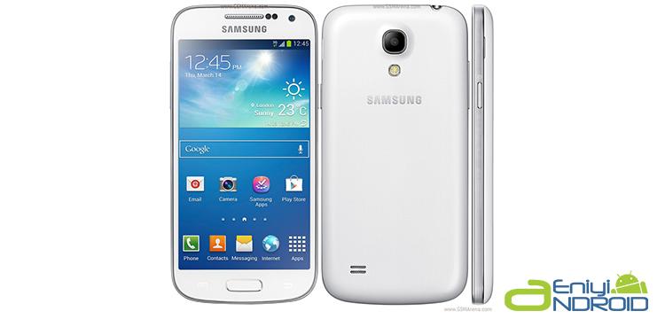 Samsung Galaksy S4 Mini Güvenlik Güncellemesi