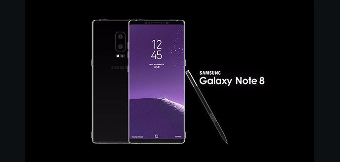 Samsung Galaxy Note 8 Yeni Kamera Özellikleri Neler 2017-2018