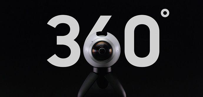 Samsung Gear 360 Kamerası özellikleri