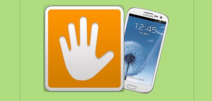 Samsung Talkback Sesl Geri Bildirim Uyarısı