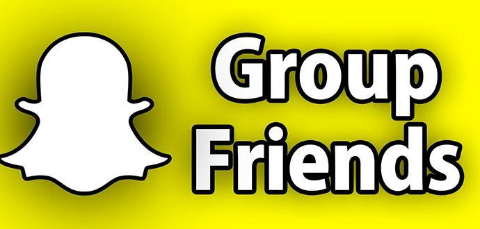 Snapchat Groups Özelliği