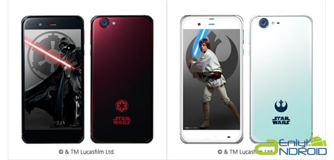 Star Wars Marka Cep telefonları
