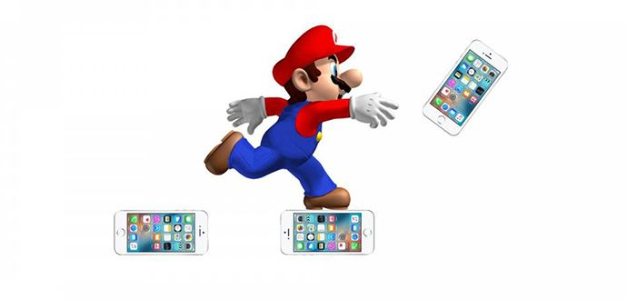 Super Mario Run Android indir Play Store