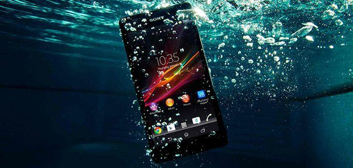 Suya Dayanıklı Akıllı Android Telefonlar