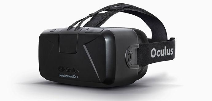 VR Kit İle sanal Gerçeklik Oyunu Oynama