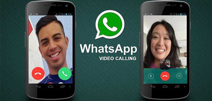 Whatsapp Görüntülü Video Görüşme Uygulaması