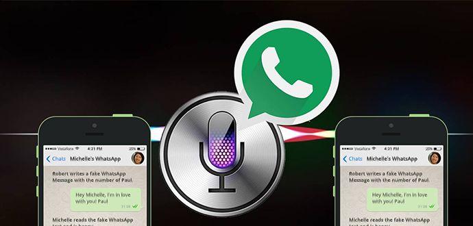Whatsapp İçin Siri Asistanı Nasıl Kullanabilirim
