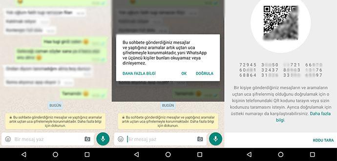 Whatsappta Ekran Görüntüsü Aldığında Karşıya Haber Gidiyor mu