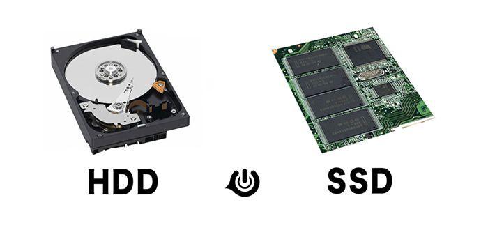 Windowsu HDD SSD Olarak Taşıma güncelleme