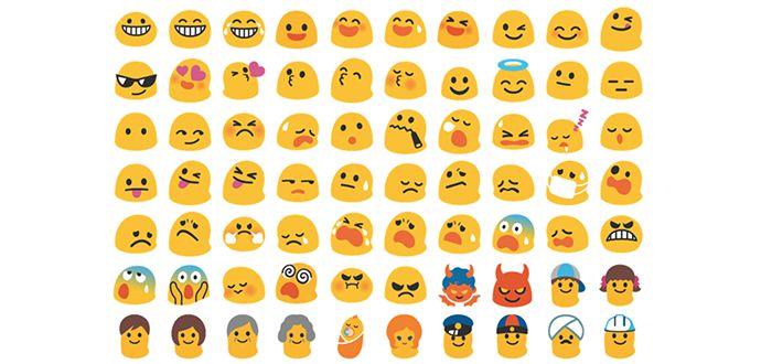 Yeni Emojiler Androidde neden Görünmüyor