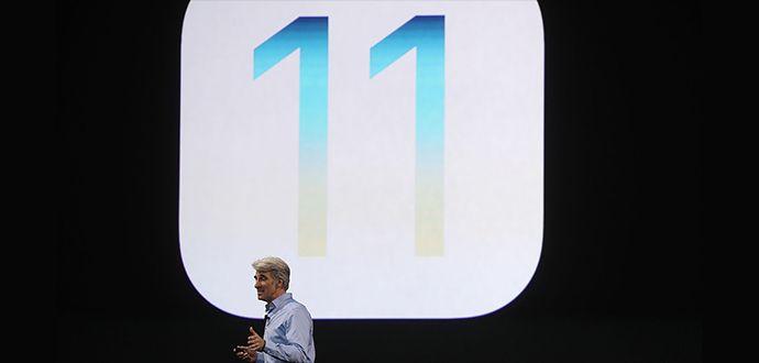Yeni iOS11 İşletim Sistemi özellikleri