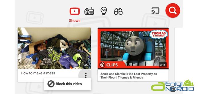 Yotube Çocuk (Youtube Kids) Uygulaması Apk İndir