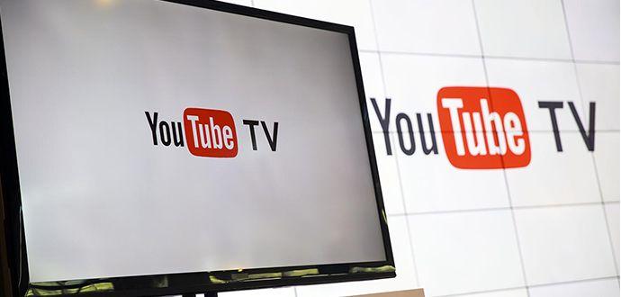 YouTube TV Canlı yayın İzle İndir