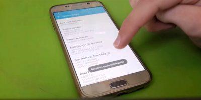 Android Geliştirici Seçenekleri Nasıl Açılır ve Kullanılır?