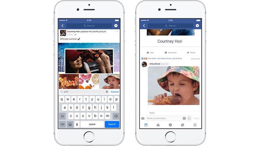 Facebook Creator App ile Geliyor
