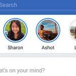 Facebook Hikâyeler Gözükmüyor