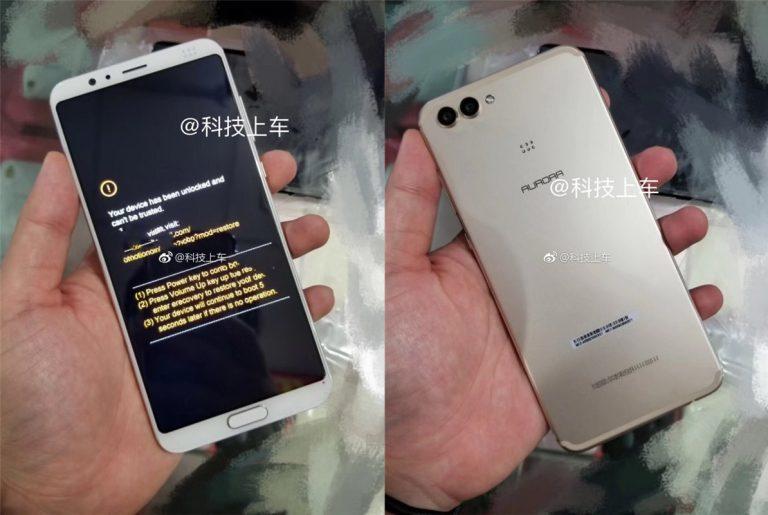 Huawei P11 Plus Yüzünü Gösterdi