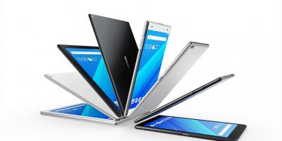 Yeni Seri Lenovo Tab 4 İki Farklı Seçenekle Geldi