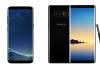 Samsung Galaxy Note 8, Galaxy S8 ve Galaxy S8 Plus Karşılaştırması