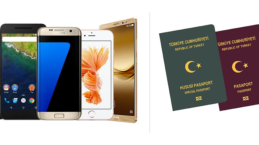Yurtdışından Gelen Telefon e-Devlet Üzerinden Kaydedin