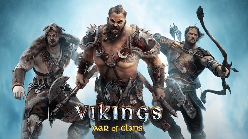 Ücretsiz Android Oyunu Vikings: War of Clans