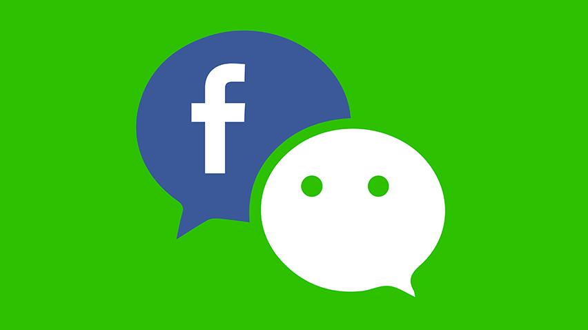 Wechat, Facebook'u Geçti!