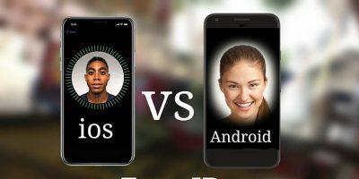 Android'den iPhone X'in Face ID'sine Rakip!