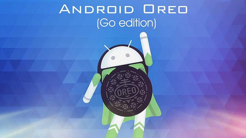 Android Oreo Go Edition Tanıtıldı!
