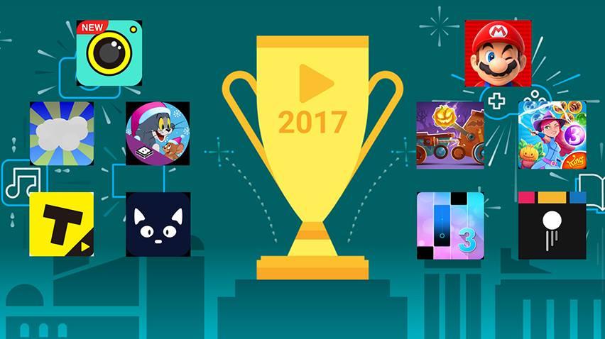 Beklenen Google Play En İyiler 2017 Listesi Açıklandı!