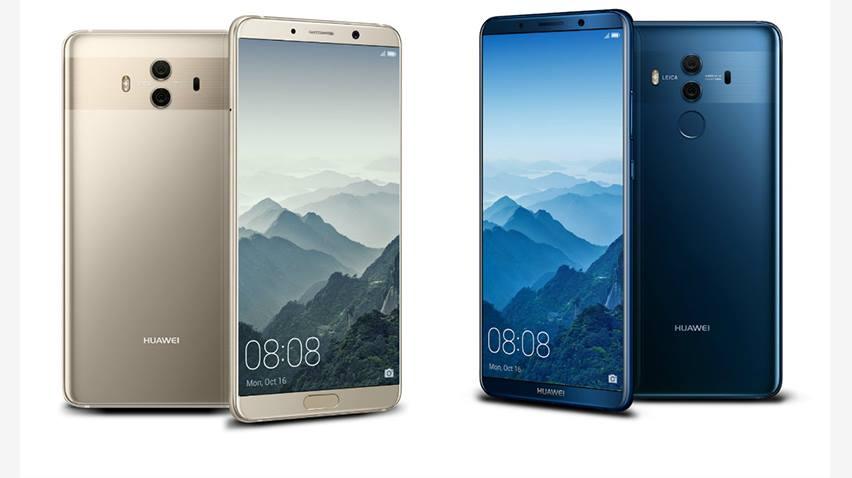 2017 Yılının En çok Beğenilen Telefonu Huawei Mate 10 Pro Oldu
