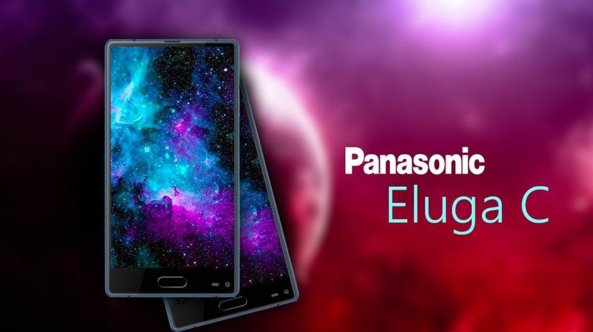 Panasonic Eluga C Tanıtıldı!