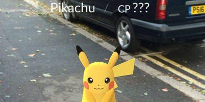 Pokemon Go'ya Başlar Başlamaz Pikachu Yakalamak