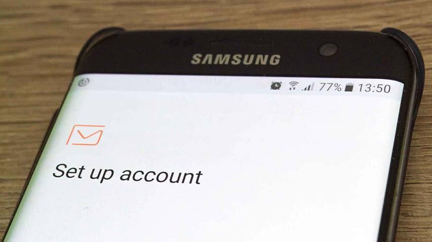 Samsung'un E-posta Uygulaması Gmail'e Rakip Geliyor!