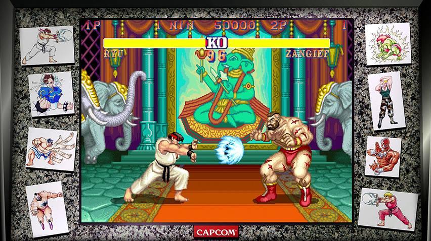 Street Fighter'ın 30. Yıl Paketi(Özel)