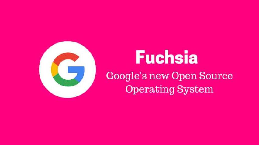"Android'in Yeni Varisi ""Fuchsia OS"" Oldu"