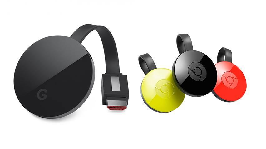 Telefonunuzu veya bilgisayarınızı Chromecast'te yansıtmanın üç yolu