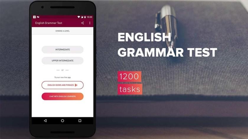 Android için 10 en iyi İngilizce dil bilgisi Grammer uygulamaları