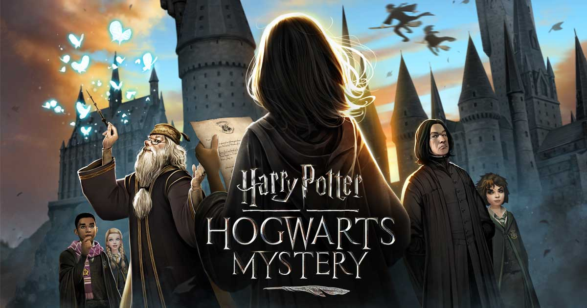 Harry Potter: Hogwarts Mystery APK nasıl indirilir