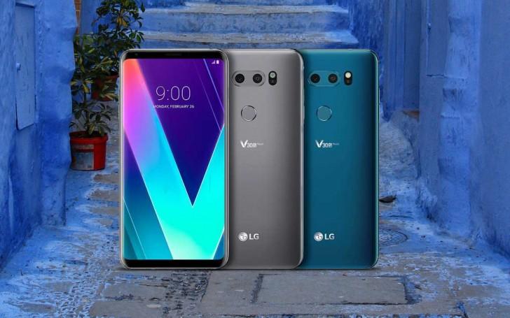 LG V30s ThinQ and V30s Plus Cep telefonu Fiyatları Belli Oldu