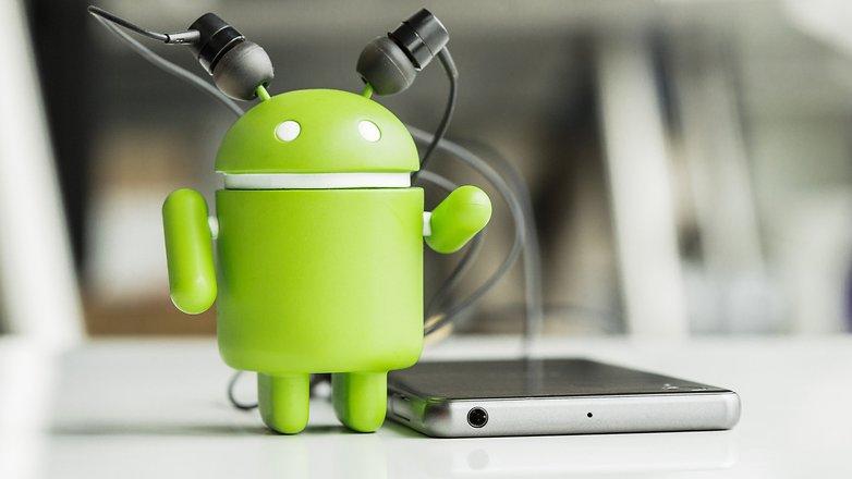 Android Ses Kesik Geliyor